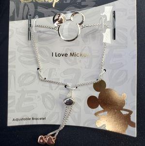 Mickey Mouse Adjustable Bracelet